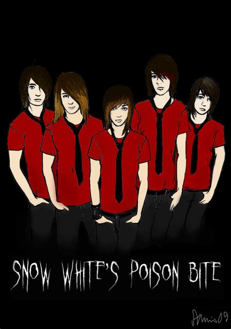 snow white poison bite the end of prom night snow white s poison bite by an nnie on deviantart