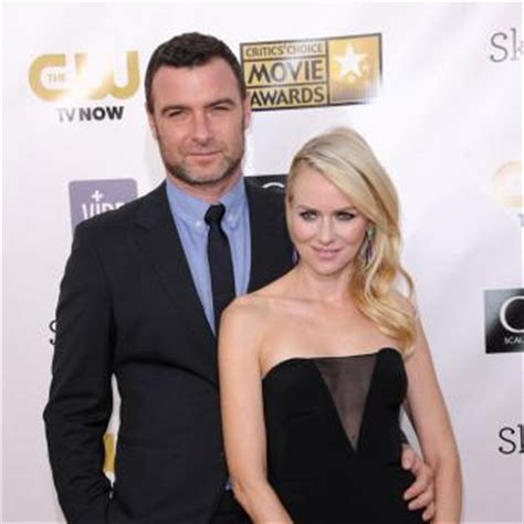 And Liev To Wed by Watts And Liev Schreiber S Children Are Putting