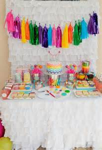 arts and crafts decorations giveaway a tissue tassel garland kit from the flair