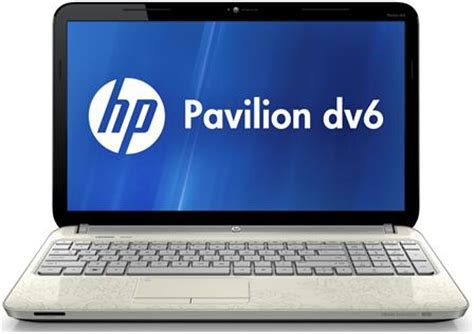 hp pavilion dv6 6c51ea notebookcheck.net external reviews