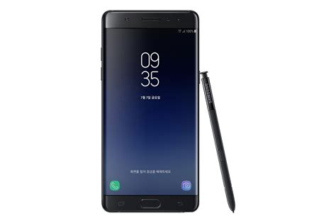 note fan edition it s official galaxy note 7 is coming back as the galaxy