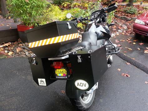 Happy Top by Happy Trails Top Box Adventure Rider