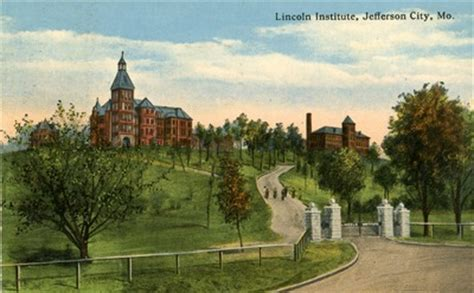 lincoln institute kentucky lu postcards archives ethnic studies center
