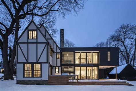tudor house restoration and extension project developed