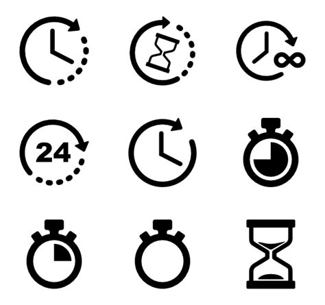 Background Check Time Period Pack 100 Free Icons Svg Eps Psd Png Files