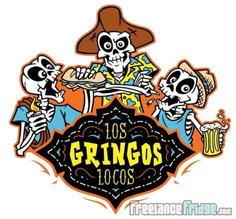 los gringos locos cartoon skeletons mexican day