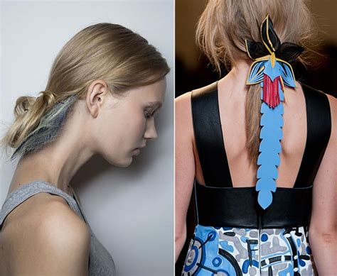 whats trending in hair jewelry spring summer 2015 hair accessory trends fashionisers