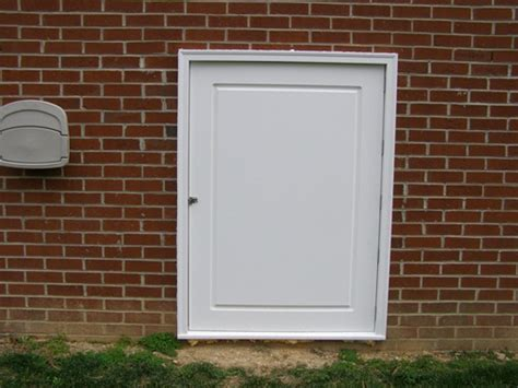 exterior crawl space access door exterior crawl space access door crawl space doors curb