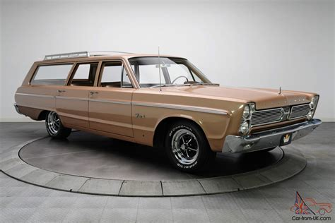 1966 plymouth fury 2 station wagon 318 poly wide block