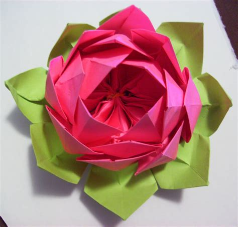 Flowers Paper Folding - origami top best origami flowers ideas on paper folding