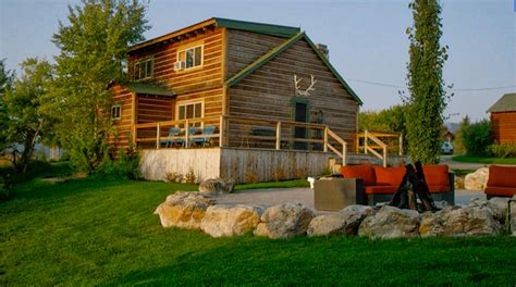 Teton Valley Cabins by All Inclusive Fly Fishing And Wing Shooting Packages