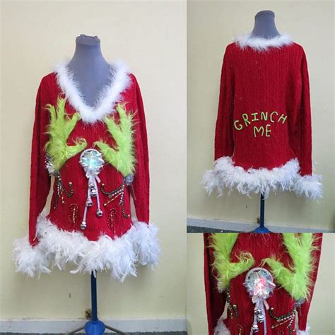 tacky light up sweaters best 25 light up sweater ideas on