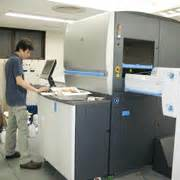 Printer Hp Indigo 5500 資料マイクロ株式会社ホームページ 設備一覧