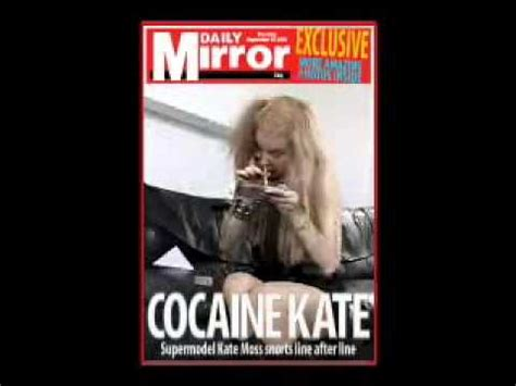Anistons New Likes Kate Moss And Cocaine by Cocaine Kate 3
