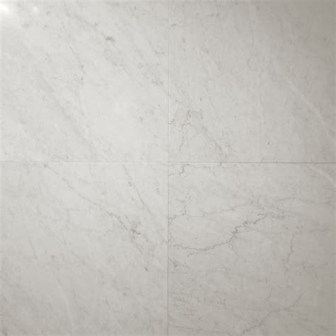 457x457x10mm bianco carrara honed italian marble tile 8409 tile factory outlet pty ltd
