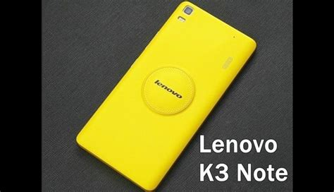 cool wallpaper for lenovo k3 note lenovo launches 5 5 inch k3 note smartphone for 145