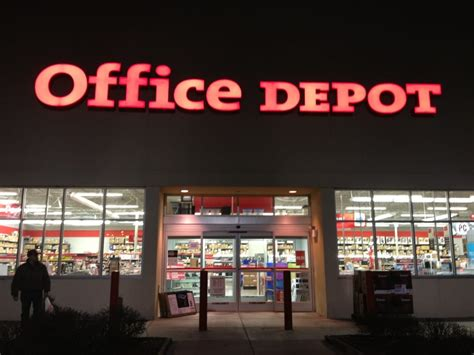 office depot office equipment 3106 hwy bristol