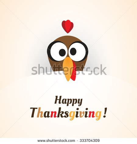 happy thanksgiving card template happy thanksgiving card design template stock vector