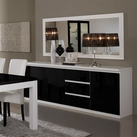 table salle a manger noir salle manger noir blanc