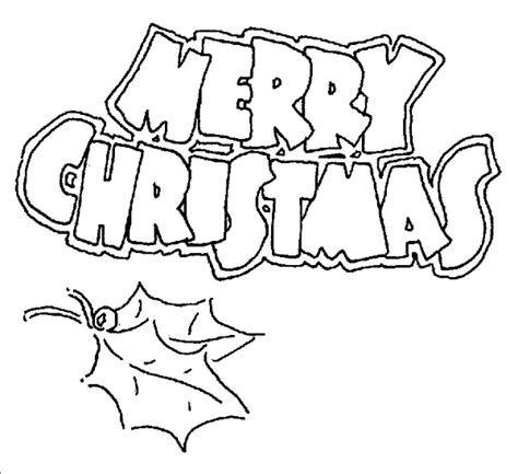 Merry Christmas And Happy New Year Coloring Pages Archives Coloring Pictures Merry