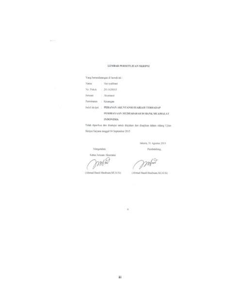 skripsi akuntansi syariah mudharabah peranan akuntansi syariah terhadap pembiayaan mudharabah