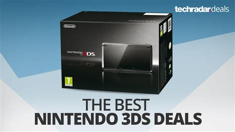 nintendo 3ds console best price the best nintendo 3ds deals in february 2018 techradar