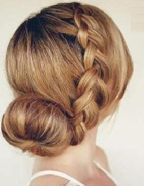 older actresses with hair in bun 10 best images about hairstyles to try on pinterest