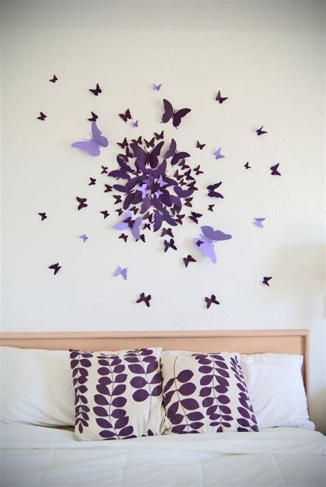 25 best ideas about butterfly wall decor on