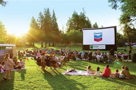 cineplex com cineplex cinemas langley cinema under the stars brings outdoor movie to langley