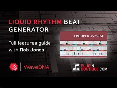 drum rhythm generator liquid rhythm beat generator plugin user guide with rob