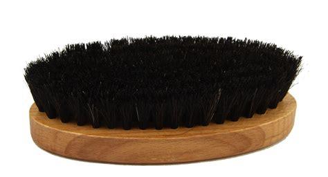 Shoo Brush saphir oval shoe brush black