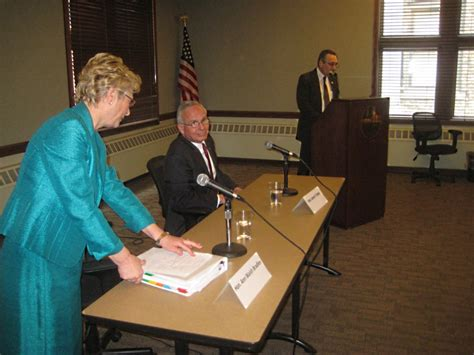 Rock County Circuit Court Records Plenty Of Horne High Court Candidates Blast Each Other