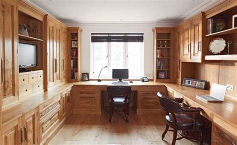 fitted home office furniture ideas images yvotubecom