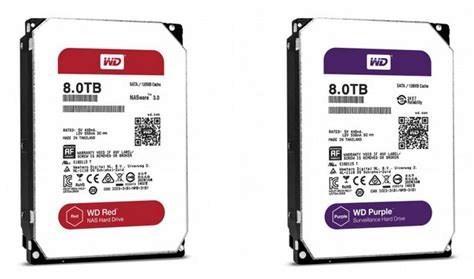 Excelstors Purple Pink External Drive by Wd Introduces 8tb Helium Filled Consumer Hdds Myce