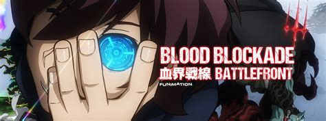 blood blockade battlefront blood blockade battlefront dub cast and preview bentobyte