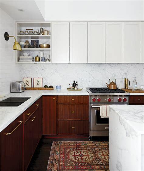 cuisine bicolore mobilier de cuisine bicolore pour donner vie 224 endroit