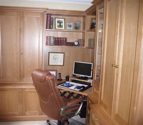 Home Office Fitted Furniture Bespoke Study Furniture Gallery