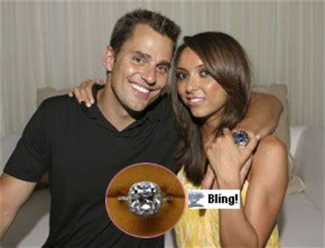 E Anchor Engaged To Apprentice Winner by Bill Rancic Winner Of Apprentice Engaged To Et S Giuliana