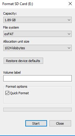 format exfat android how to mount an sd card on your android device make tech