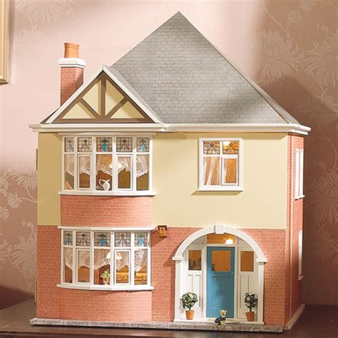build a dolls house kit mountfield dolls house kit by dolls house emporium unpainted easy to build 2600 hobbies