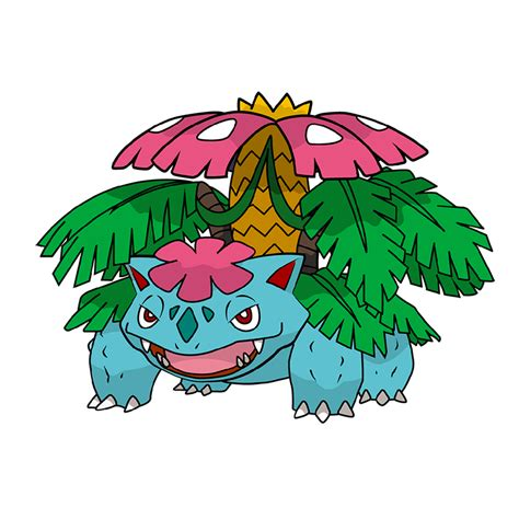 pokemon mega venusaur images pokemon images