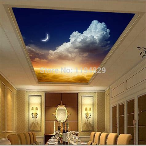 night sky bedroom wallpaper night sky ceiling promotion online shopping for promotional night sky ceiling on