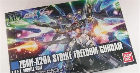 Gundam Syari 1 gundam hg 1 144 strike freedom gundam revive