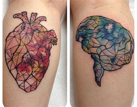 brain tattoos 15 best ideas about brain on artistic