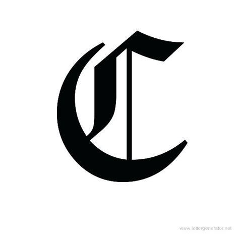 cool letter generator font alphabet c text generator fonts