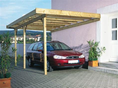 carport selber bauen mehr als 70 ideen und - Freistehenden Carport Bauen