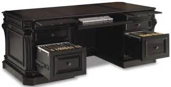 Black Executive Office Desk Alchemist Large Black Executive Office Desk Ebay