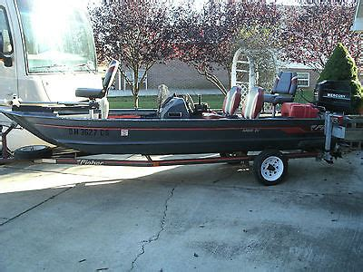 used aluminum bass boats for sale in ohio fisher aluminum bass boat boats for sale