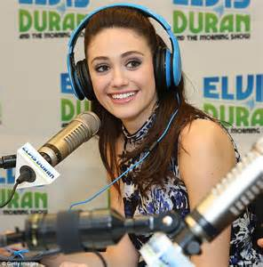 emmy rossum vocals emmy rossum hits the right note as she slips into flower
