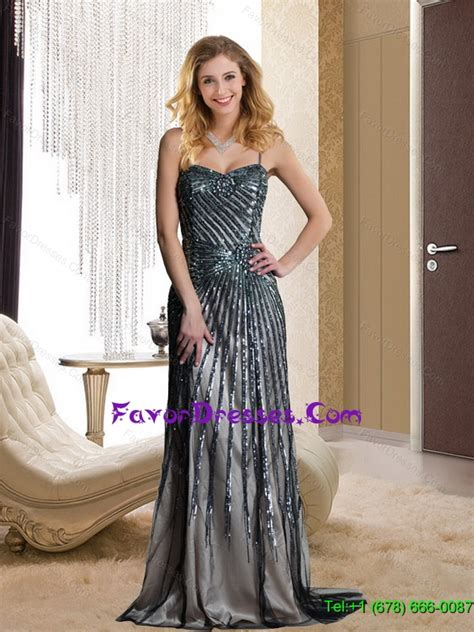 most popular color for prom 2015 the most popular 2015 brush train mother dresses in multi